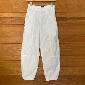 Oska lagenlook white cotton pants